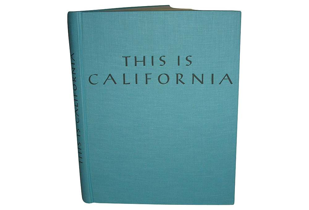 this is california