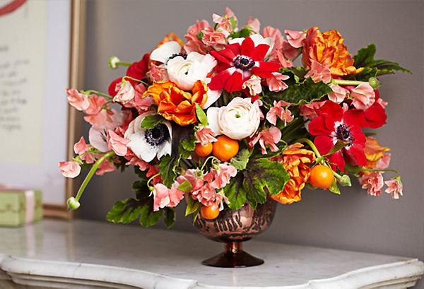 Happy Valentine's Day Flowers