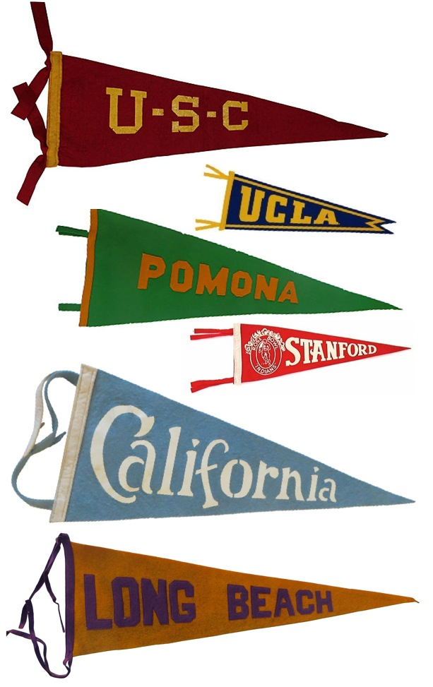 collegepennants